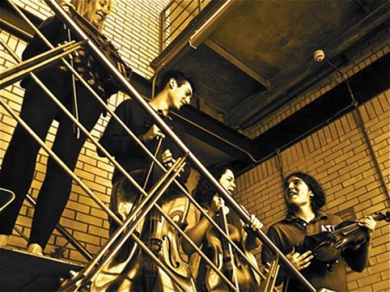 Amicus Quartet