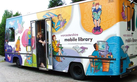 Mobile library
