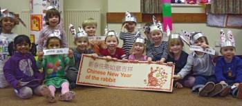Sandhills Nursery children
