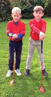 Daniel and Jake