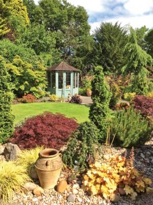 Greenhill garden