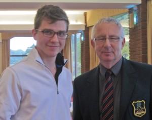 Harrison and Bob
