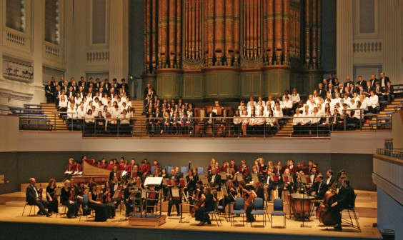Bromsgrove School Choral Society