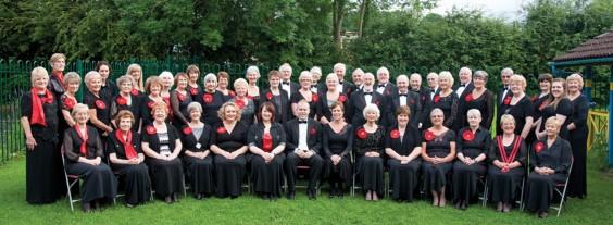 Arrow Vale choir