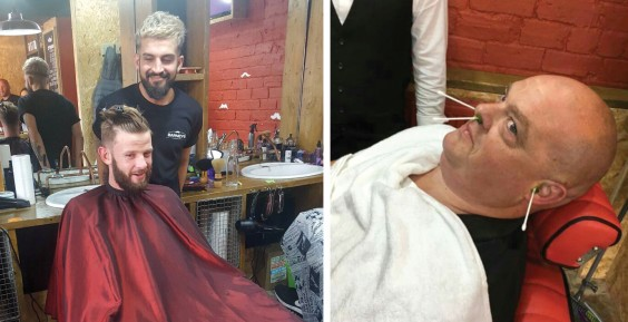 Barney's Barbers