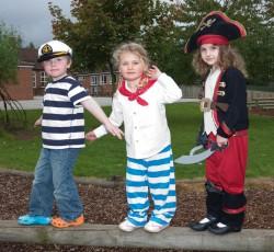 Pirates in Barnt Green