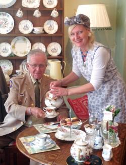 1940s tea party