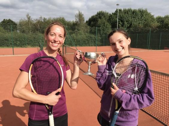 Tennis winners