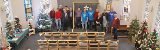 Baptist Church group