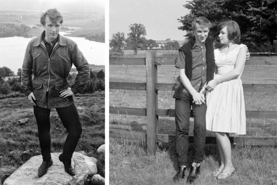 John and Lesley