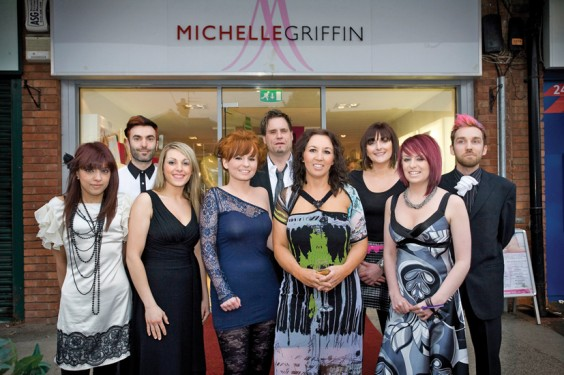 The Michelle Griffin team