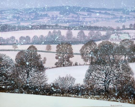 Snowy Hopwood