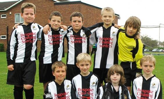 Under-8 team