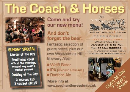 coachandhorses