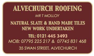 Alvechurch Roofing · Tommolloy. Parkside Roofing