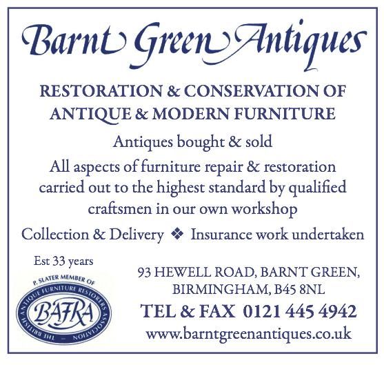 Barnt Green Antiques