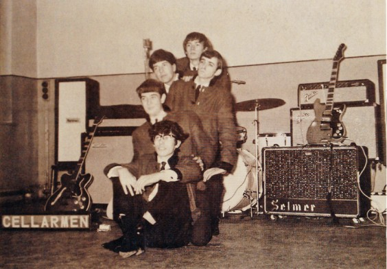 Cellarmen 1964