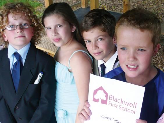 Blackwell pupils