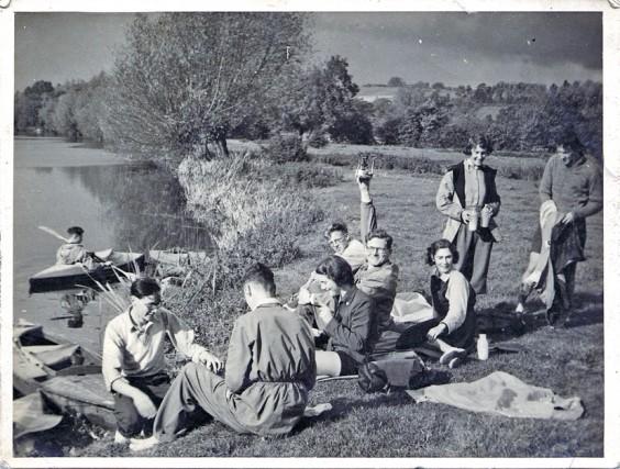 1953 canoe trip