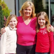 Denise and kids