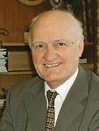 George Lord, who has resigned as leader of Worcestershire County Council.