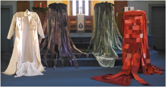 Gethsemane garments