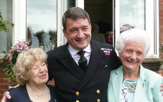 Sheila, Real Admiral, Betty