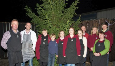 Coopers Farm staff