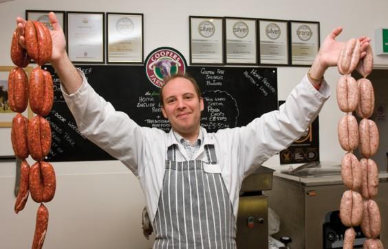 Butcher Matt May