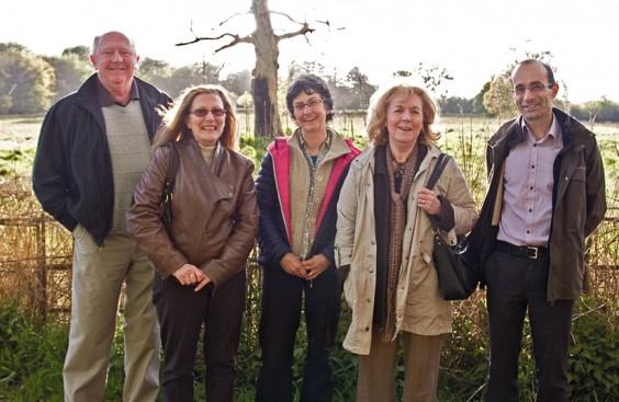 Members of Barnt Green Residents Association