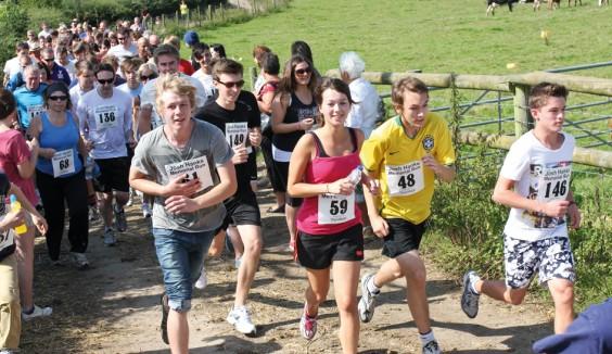 Memorial runners