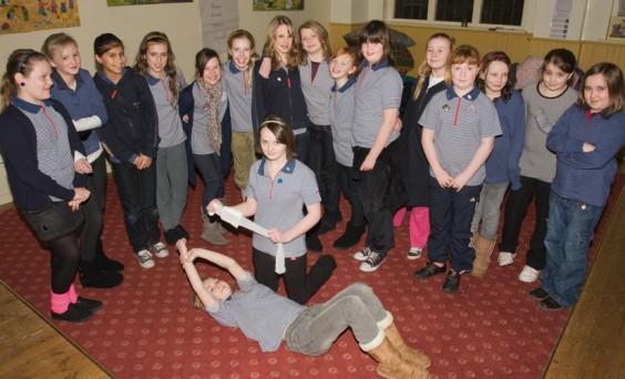 Alvechurch 2nd Girl Guides