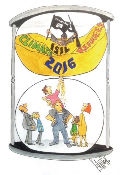 Lawton's View January 2016