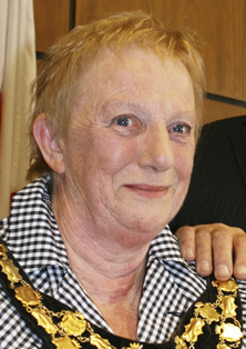 Coun June Griffiths