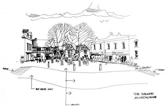 Piazza idea