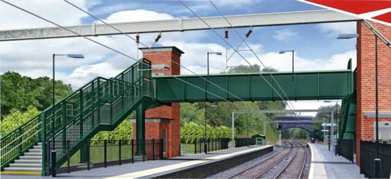 New plans for Alvechurch station