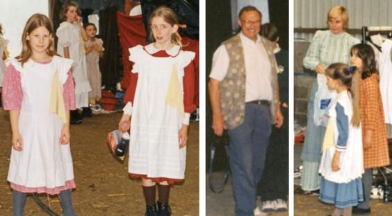 Odd Boy cast photos
