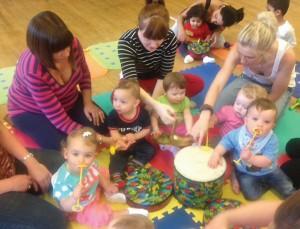 Rhythm Time party