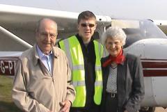 Dennis, Mark, Eileen