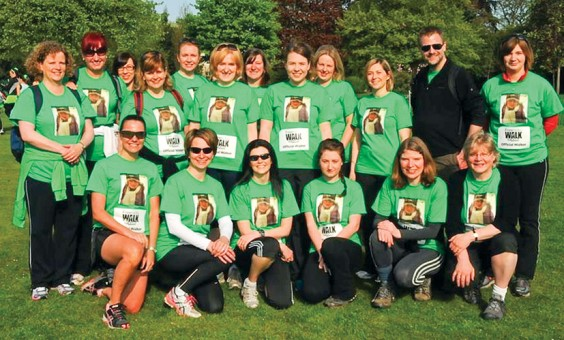 Barnt Green team