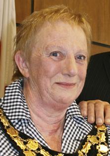 Coun June Griffiths